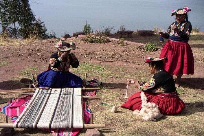 Ponant Le Boreal Peru Anden
