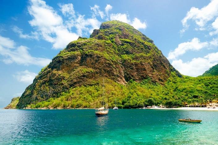 Ponant Le Champlain St. Lucia