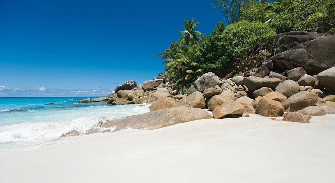 Lemuria Seychelles Beach