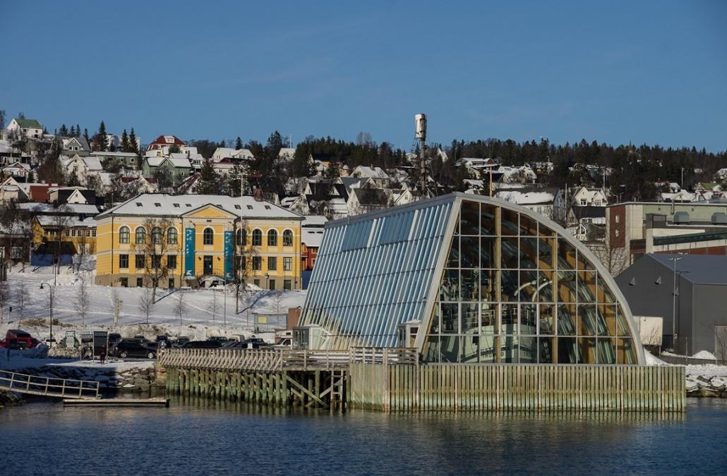 Norwegen Troemse