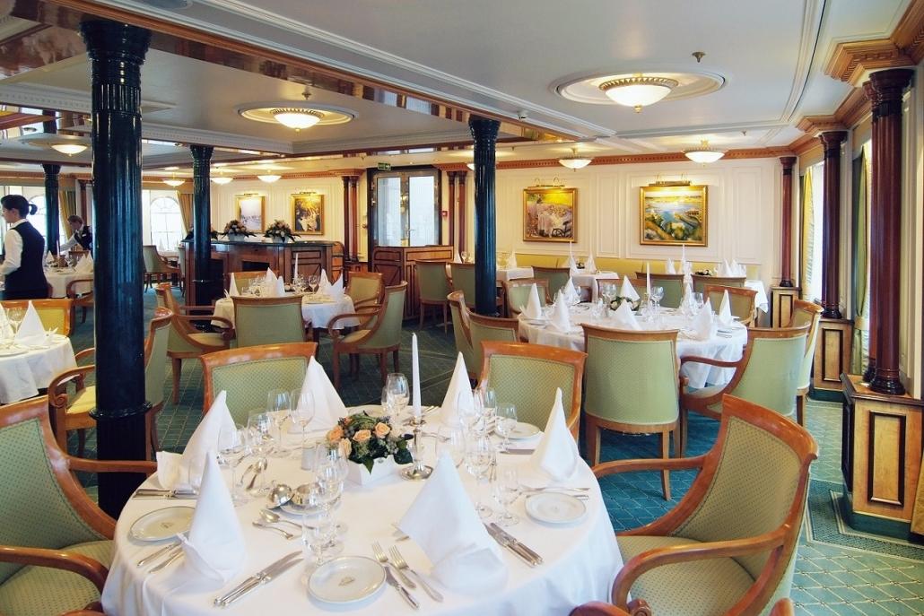 SeaCloud II Restaurant