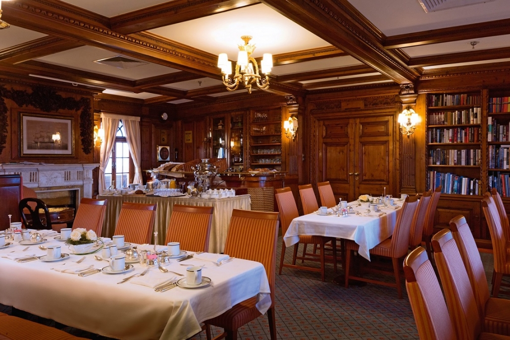 SeaCloud Restaurant