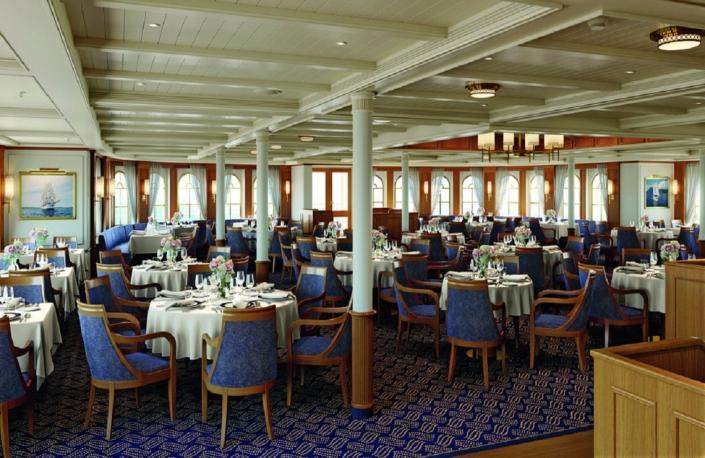 SeaCloud Spirit Restaurant
