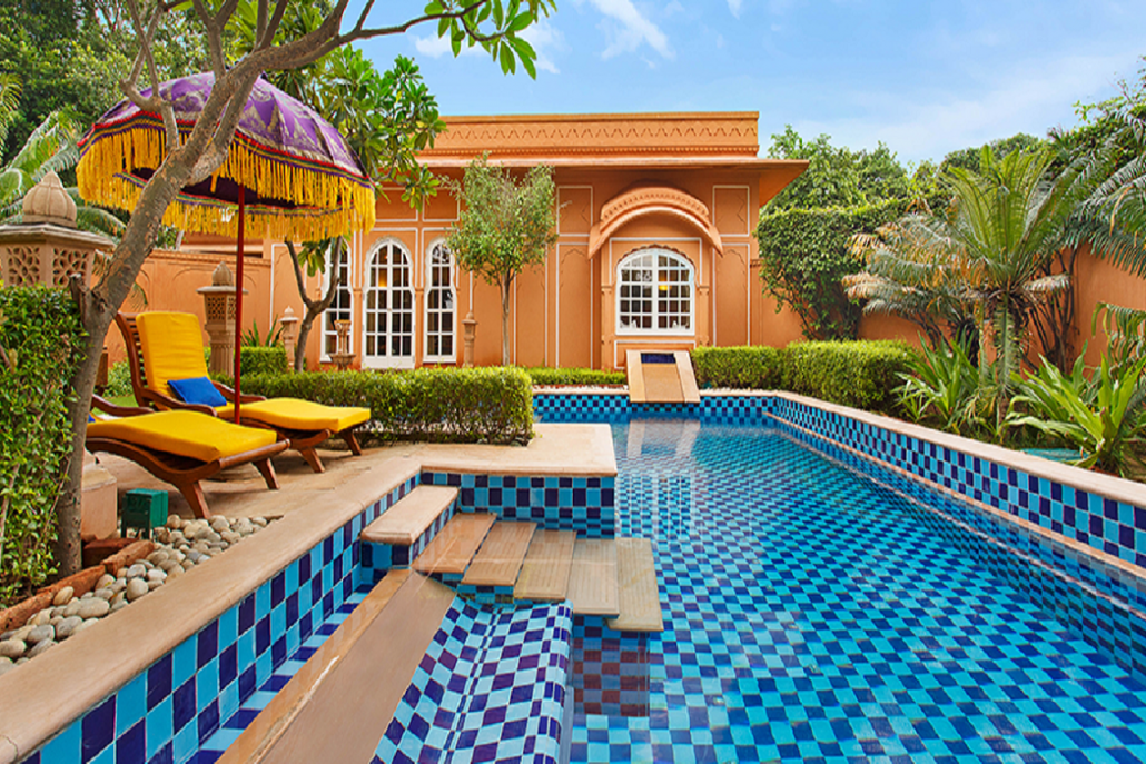Rajvilas Jaipur Luxury Pool Villa