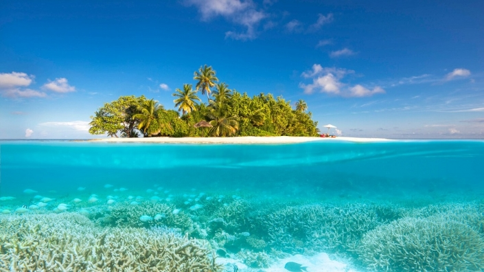Gaathafushi W's – Private Insel