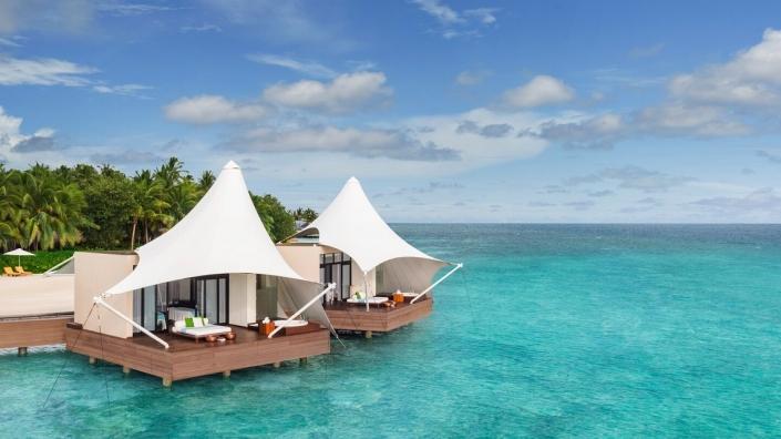 W Maldives AWAY Spa Behandlungsraum