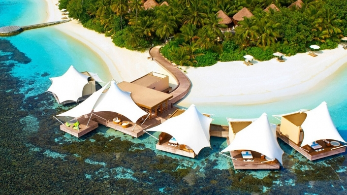 W Maldives Spa View
