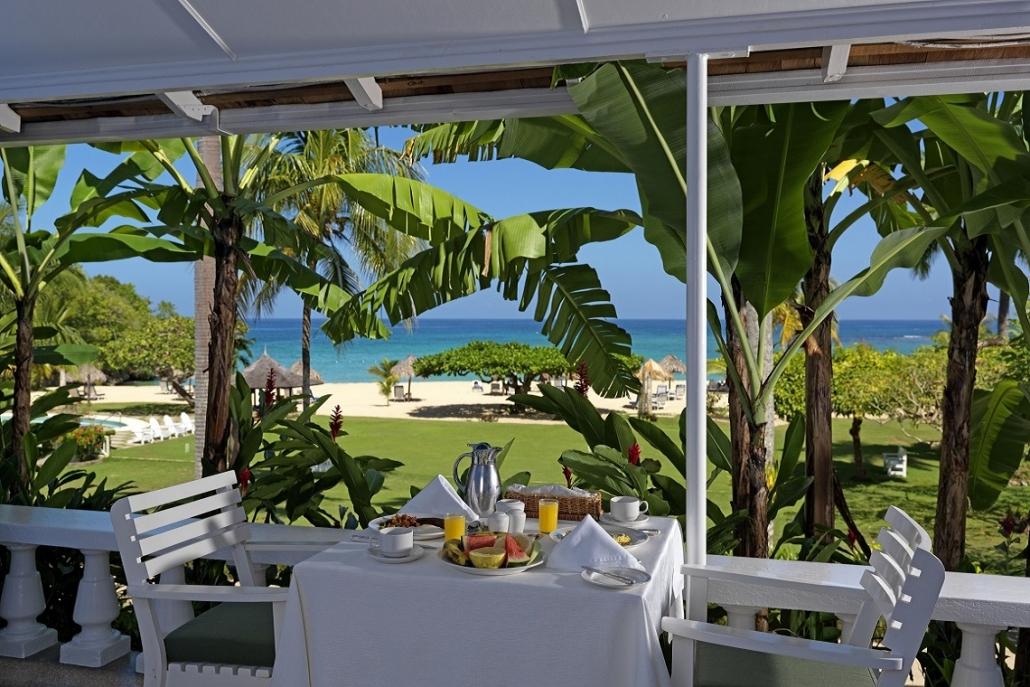 Jamaica Inn Deluxe Verandah Suite