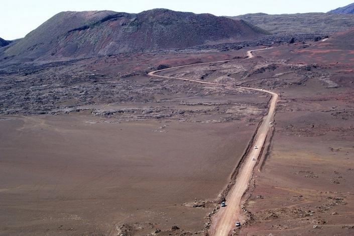 Vulkano Road