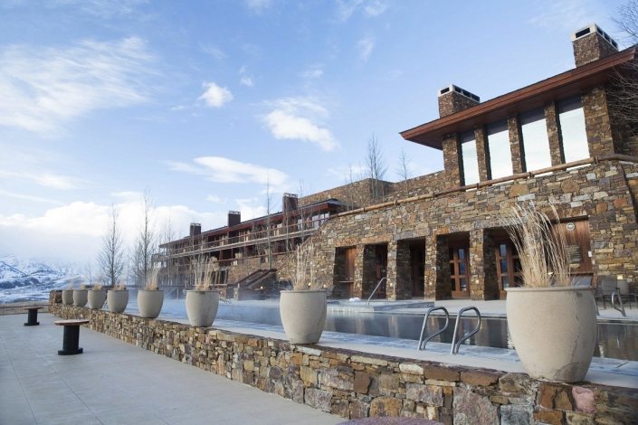Luxushotel Amangani Jackson Hole USA Reisegalerie|