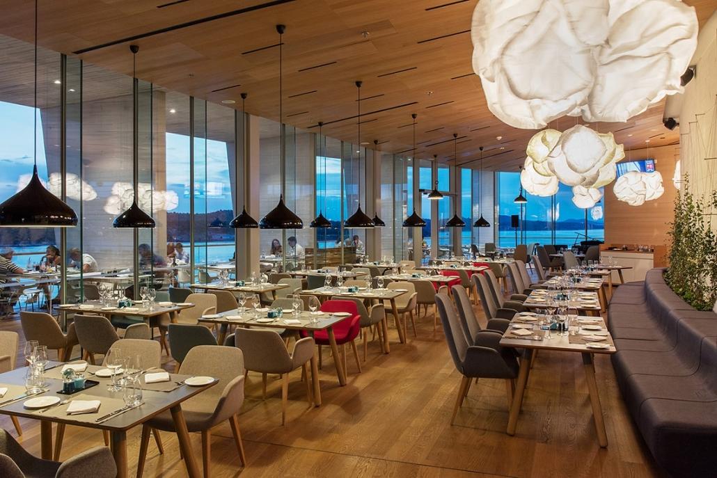 Luxushotels D-Resort Sibenik Kroatien Reisegalerie|