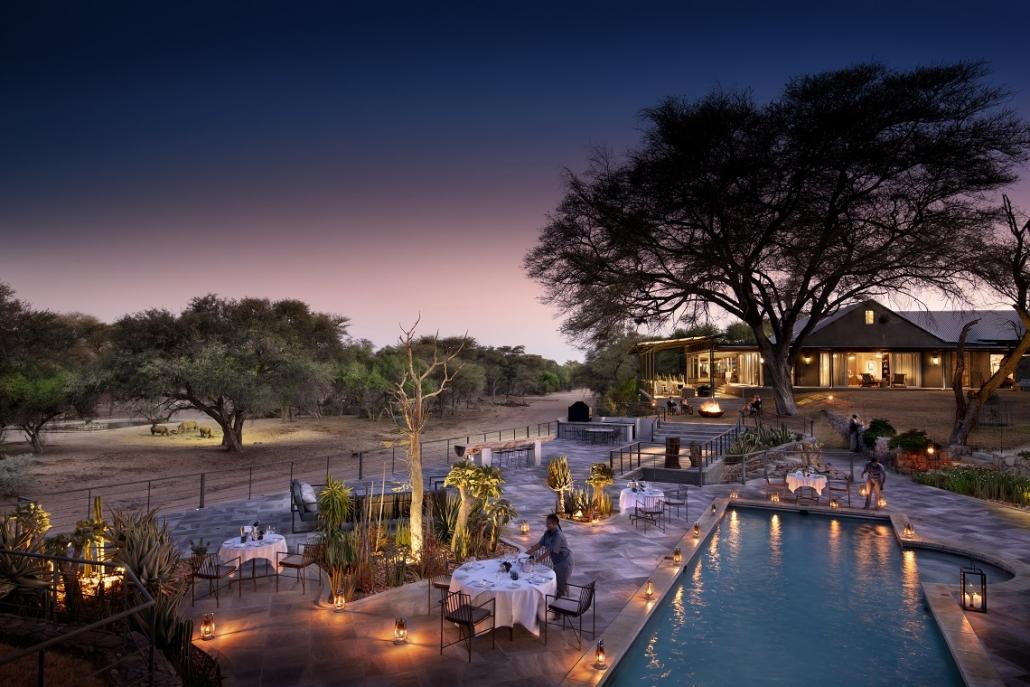 Luxushotels Epako Safari Lodge & Spa Reisegalerie|