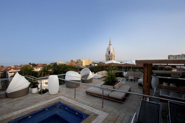 Luxushotels Movich Hotel Cartagena de Indias Reisegalerie 