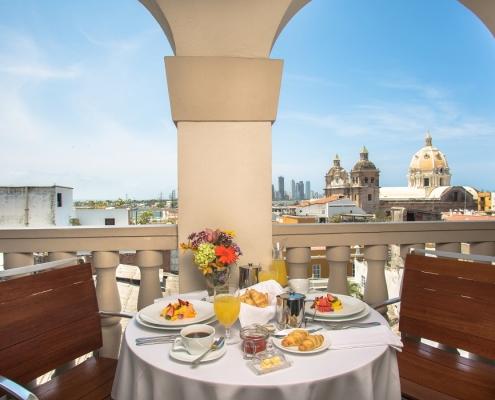 Luxushotels Movich Hotel Cartagena de Indias Reisegalerie|