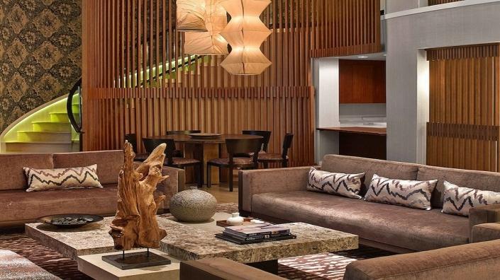 Luxushotel Nobu Hotel at Caesars Palace Las Vegas Reisegalerie|