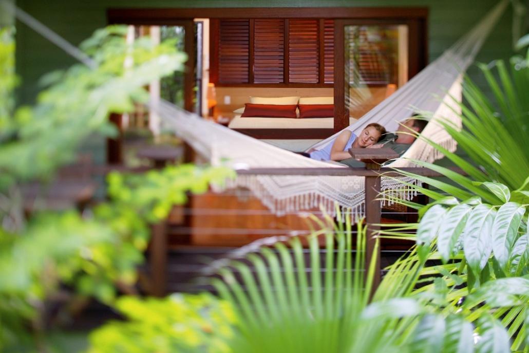 Luxushotels Silky Oaks Lodge Mossman Australien Reisegalerie|