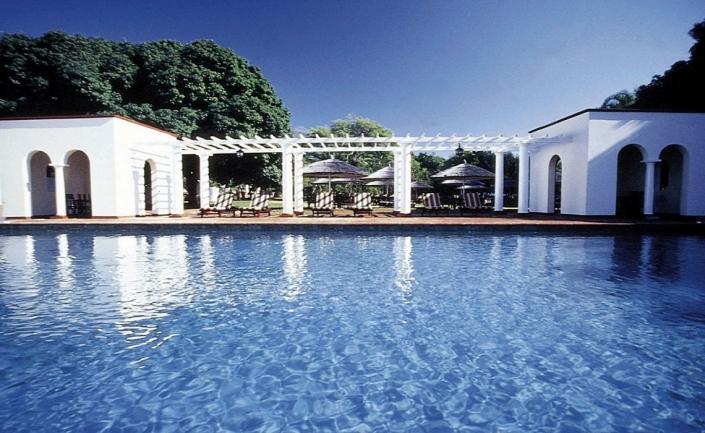Luxushotels The Vicotria Falls Hotel Reisegalerie|