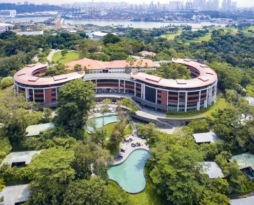 Luxushotels Capella Singapore Reisegalerie|