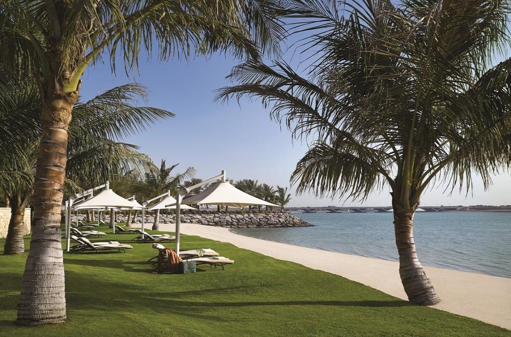 Luxushotel Shangri La Qaryat Al Beri Die Reisegalerie|