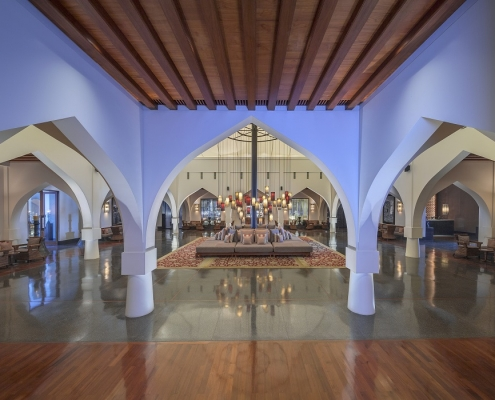 Luxushotels The Chedi Muscat Reisegalerie|