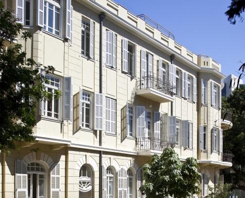 Luxushotels The Norman Tel Aviv Reisegalerie|