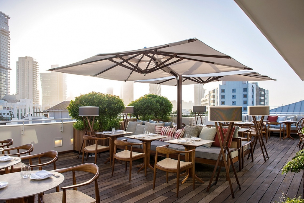Luxushotels The Norman Tel Aviv Reisegalerie|