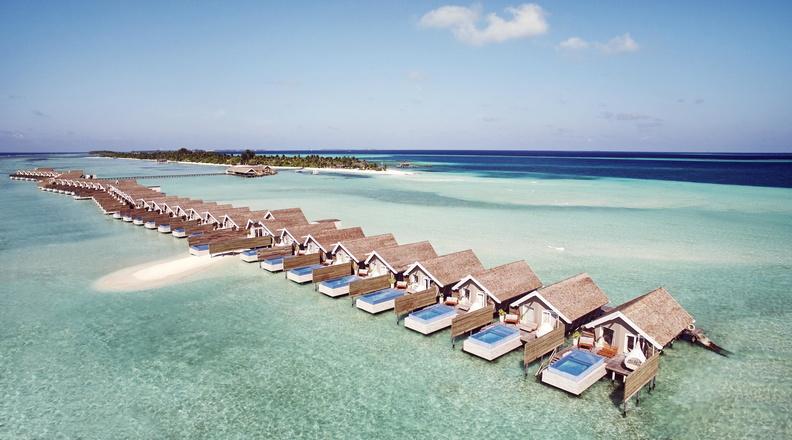 Handverlesene Luxushotels Indischer Ozean