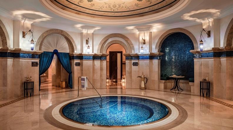 Handverlesene Luxushotels Orient