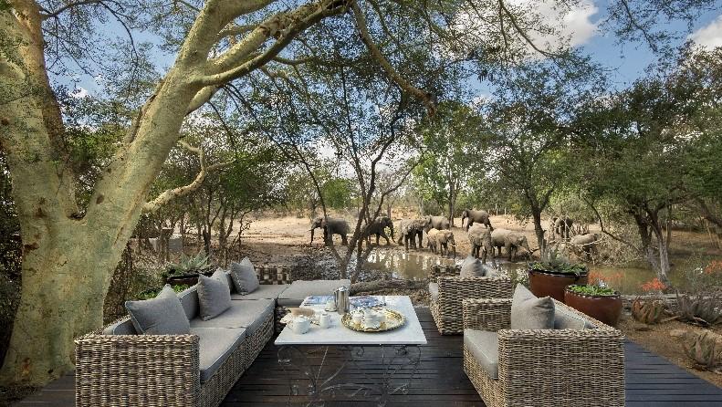 Handverlesene Luxushotels Afrika