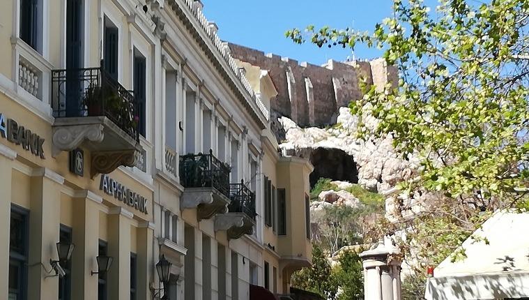 Reisebericht Athen Griechenland