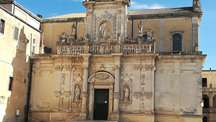 Reisebericht Apulien Italien
