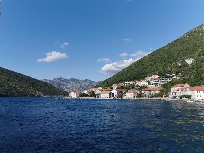 Reiseberichte Montenegro Fähre
