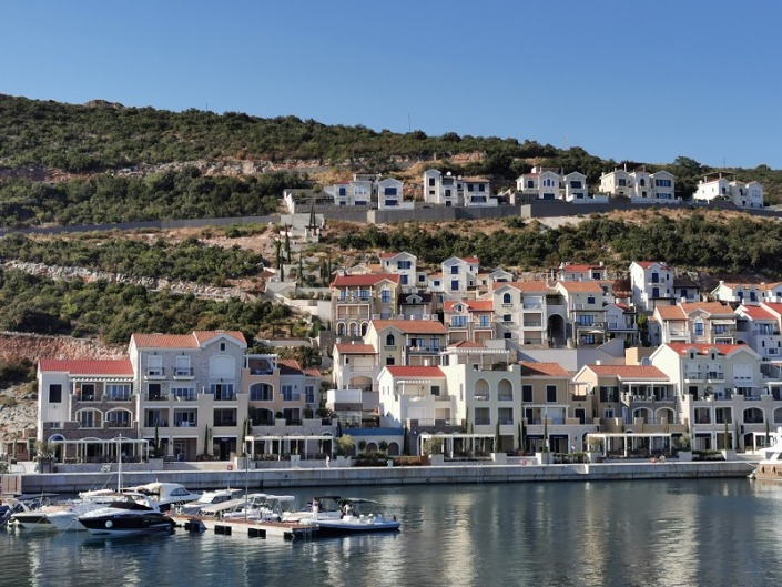 Reiseberichte Montenegro Lustica Bay