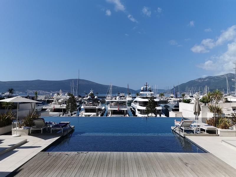 Reiseberichte Porto Montenegro